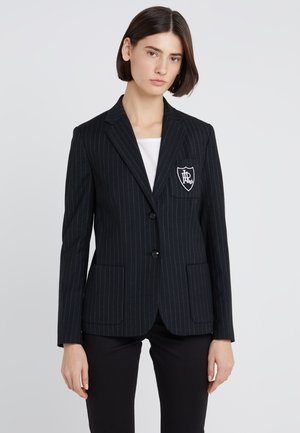 CREST - Blazer - black/white