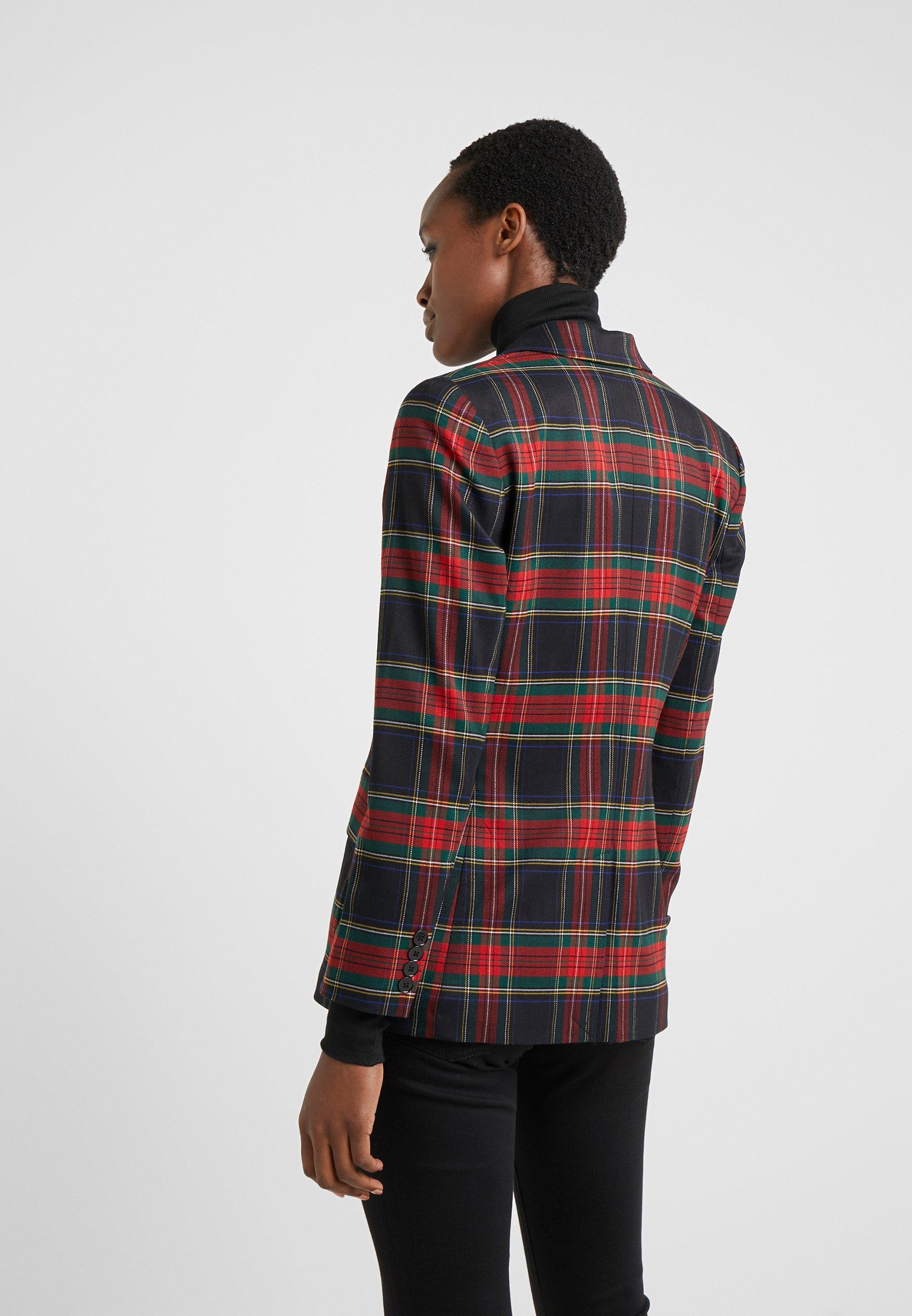 Lauren Ralph Novel Suiting-jacket - Blazer Polo Black/red IEahDto