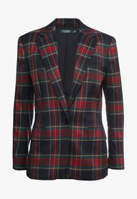 Lauren Ralph Lauren - NOVEL SUITING-JACKET - Sportovní sako - polo black/red - 3