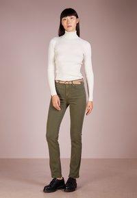 Lauren Ralph Lauren - TURTLE NECK - Pullover - mascarpone cream - 1