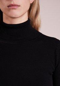 Lauren Ralph Lauren - TURTLE NECK - Strickpullover - polo black - 3
