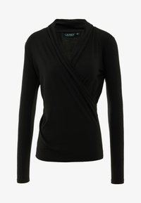 Lauren Ralph Lauren - Long sleeved top - polo black - 3