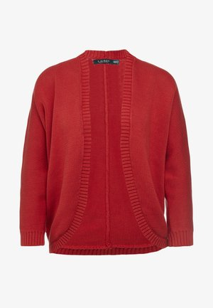 Cardigan - canyon red