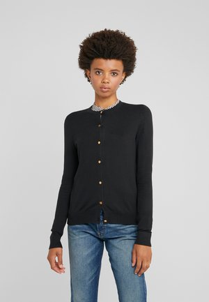 Cardigan - polo black
