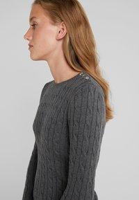 Lauren Ralph Lauren - SUPER SOFT - Maglione - lexington grey - 5