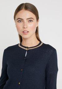 Lauren Ralph Lauren - Gilet - navy/gold - 4