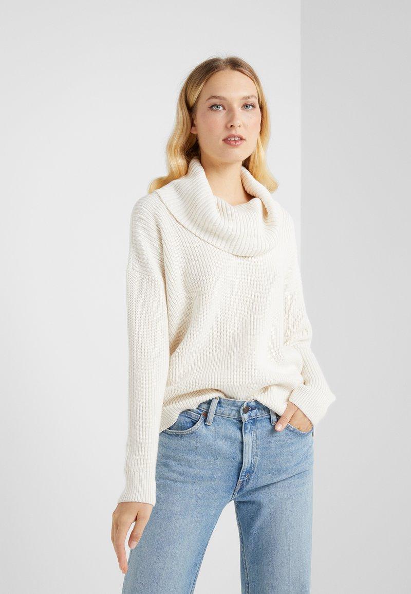 Lauren Ralph Lauren - SUPER SOFT - Pullover - mascarpone cream