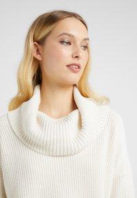 Lauren Ralph Lauren - SUPER SOFT - Pullover - mascarpone cream - 4