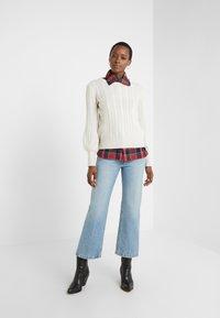 Lauren Ralph Lauren - Sweter - mascarpone cream - 1