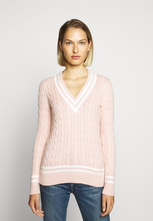 ROVING LIKE - Sweter - pink