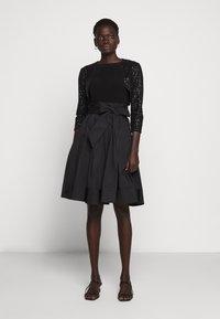 Lauren Ralph Lauren - TULIP BOLERO - Vest - black - 0