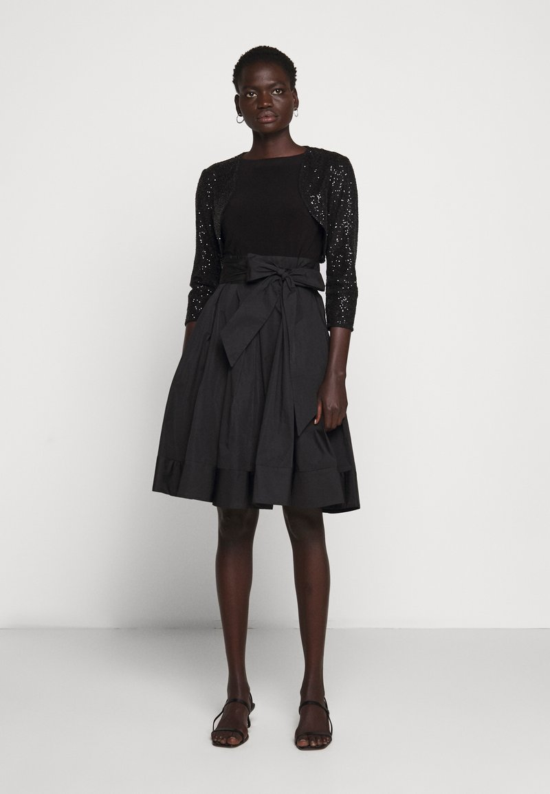 Lauren Ralph Lauren - TULIP BOLERO - Vest - black
