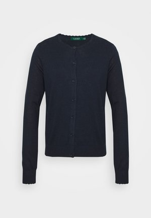 YAMISE LONG SLEEVE - Cardigan - navy