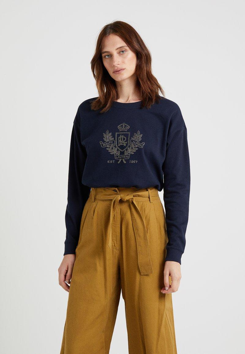 Lauren Ralph Lauren - KIRSTIN - Sweatshirt - lauren navy