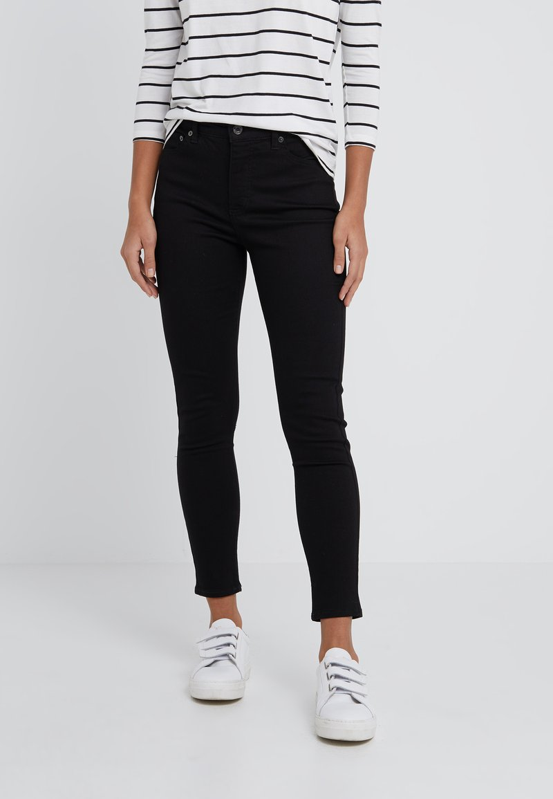 Lauren Ralph Lauren - STAY ANKLE - Jeans Skinny Fit - perfect black