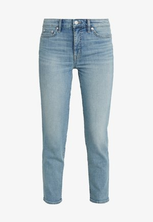 Straight leg jeans - light indigo wash