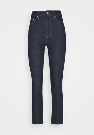 SOFT STRAIGHT RAW - Jeans straight leg - rinse wash