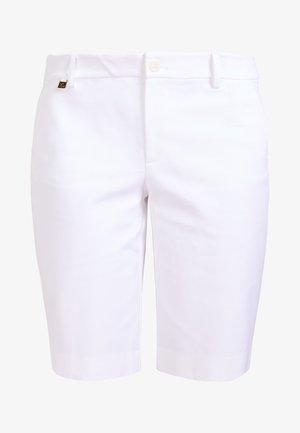 BERMUDA - Kraťasy - white