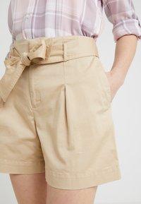 Lauren Ralph Lauren - JOZIANA - Shorts - dune tan - 4