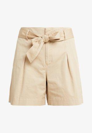 JOZIANA - Shorts - dune tan