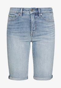 Lauren Ralph Lauren - Short en jean - light indigo wash - 4