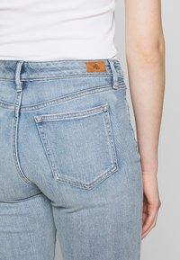 Lauren Ralph Lauren - Short en jean - light indigo wash - 3