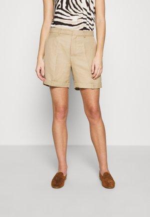 SHORT - Shorts - birch tan