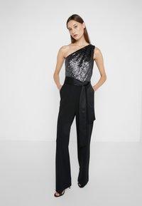 Lauren Ralph Lauren - Jumpsuit - black/black - 0