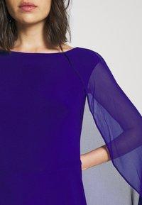 Lauren Ralph Lauren - CLASSIC COMBO - Jumpsuit - cannes blue - 7
