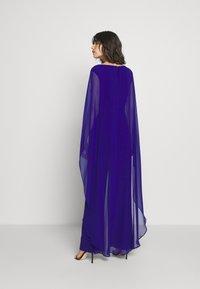 Lauren Ralph Lauren - CLASSIC COMBO - Jumpsuit - cannes blue - 2