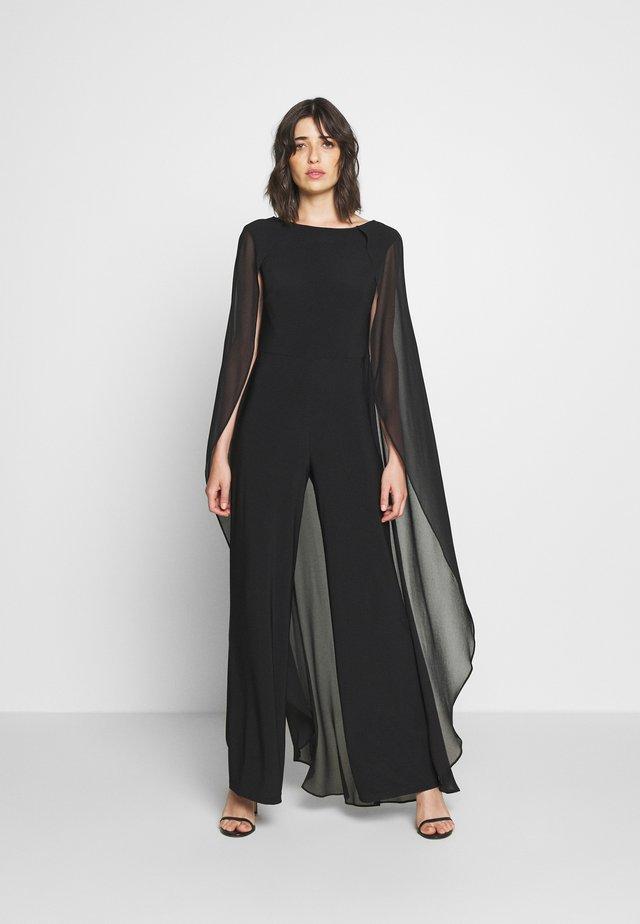 CLASSIC COMBO - Jumpsuit - black