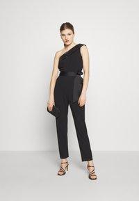 Lauren Ralph Lauren - Tuta jumpsuit - black - 1