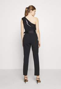 Lauren Ralph Lauren - Tuta jumpsuit - black - 2