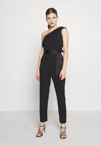 Lauren Ralph Lauren - Tuta jumpsuit - black - 0