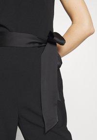 Lauren Ralph Lauren - Tuta jumpsuit - black - 7