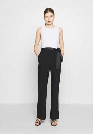 CLASSIC - Overal - black/lauren white