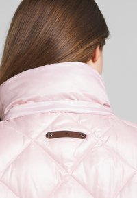 Lauren Ralph Lauren - PEARL SHEEN PACKBLE REMOVABLE - Down jacket - blush - 7