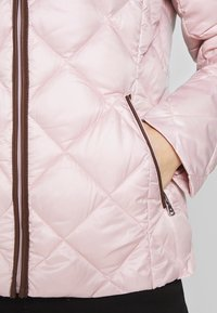 Lauren Ralph Lauren - PEARL SHEEN PACKBLE REMOVABLE - Down jacket - blush - 4