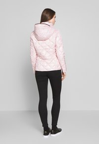 Lauren Ralph Lauren - PEARL SHEEN PACKBLE REMOVABLE - Down jacket - blush - 2