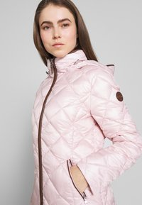 Lauren Ralph Lauren - PEARL SHEEN PACKBLE REMOVABLE - Down jacket - blush - 5