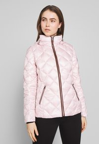 Lauren Ralph Lauren - PEARL SHEEN PACKBLE REMOVABLE - Down jacket - blush - 0