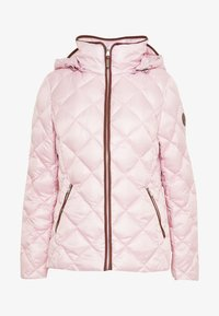 Lauren Ralph Lauren - PEARL SHEEN PACKBLE REMOVABLE - Down jacket - blush - 8