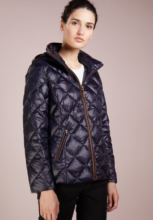 PEARL SHEEN PACKBLE REMOVABLE - Daunenjacke - navy
