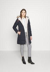 Lauren Ralph Lauren - HAND TRIM  - Down coat - dark navy - 1