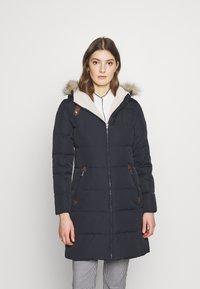Lauren Ralph Lauren - HAND TRIM  - Down coat - dark navy - 0