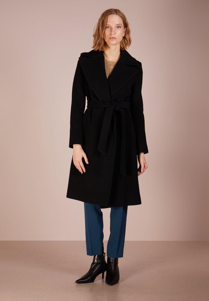Lauren Ralph Lauren - Zimní kabát - black