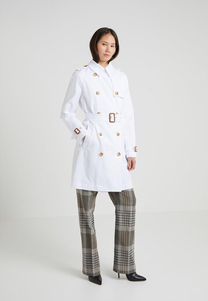 Lauren Ralph Lauren - Trenchcoat - white