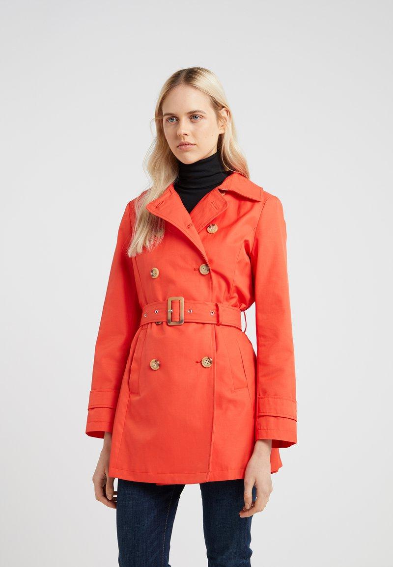 Lauren Ralph Lauren - Trenchcoat - sunrise orange