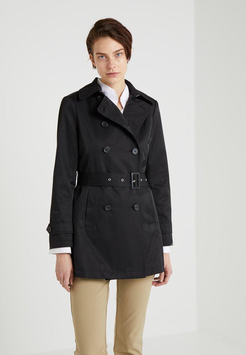 Lauren Ralph Lauren - Trenchcoats - black