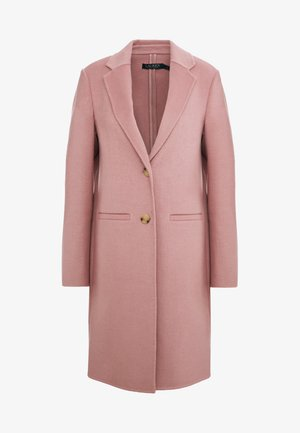 DOUBLE FACE - Manteau classique - primrose